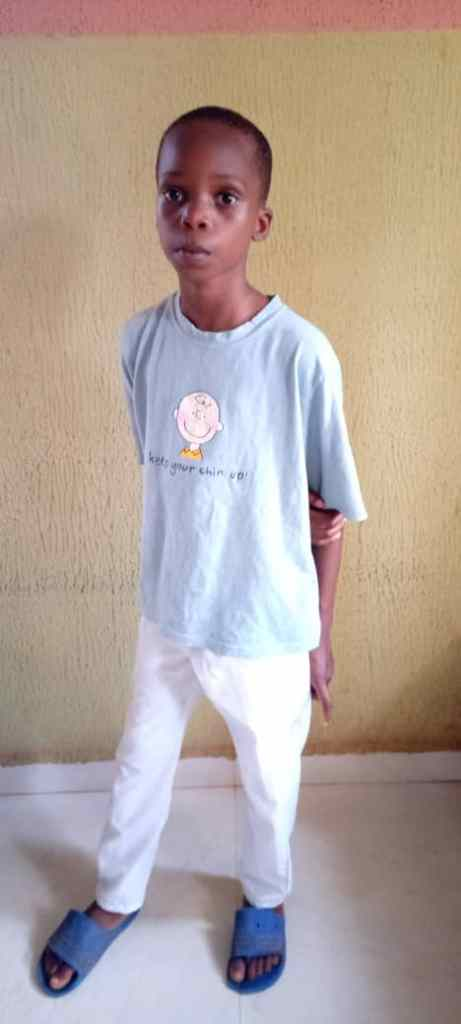 CHILD TRAFFICKING KINGPIN NABBED AS GOMBE POLICE COMMAND RETURNS UNCLAIMED CHILDREN TO ANAMBRA - images  (9News Nigeria)