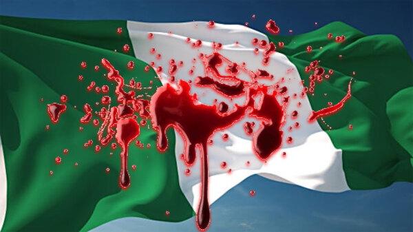Nigeria in blood - Bleeding Nigeria