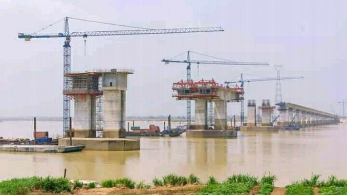 Kudos!FG releases 360bn for the completion of 2nd Niger bridge in the South East - 9News Nigeria