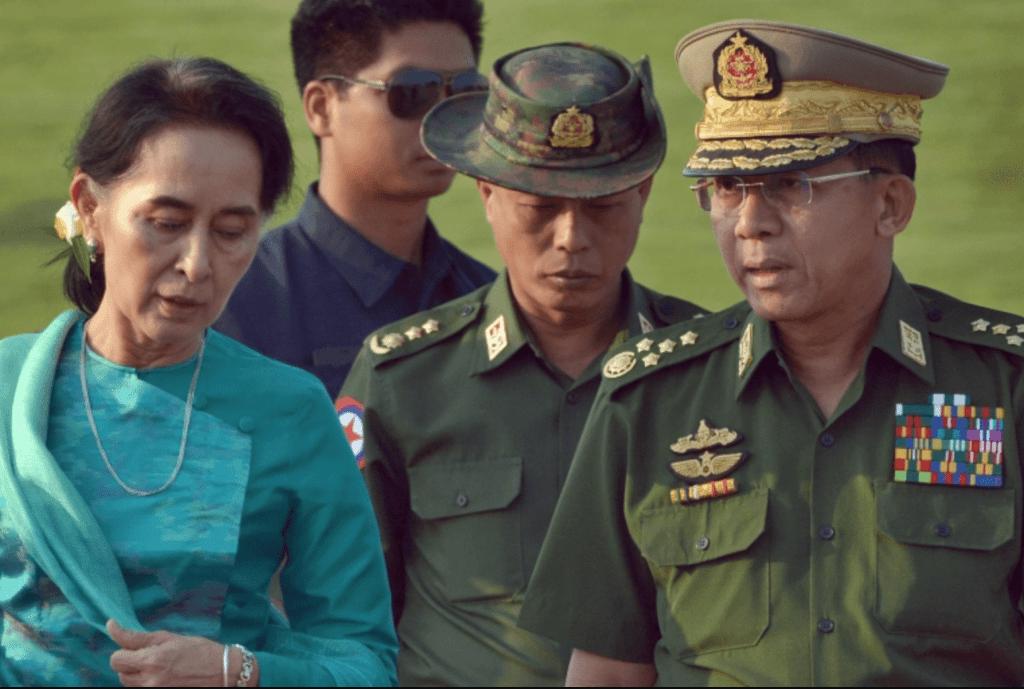 Myanmar Coup - Military accuse deposed Aung San Suu Kyi of illegally importing walkie-talkies