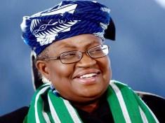 NGOZI OKONJO-IWEALA - WTO DIRECTOR GENERAL