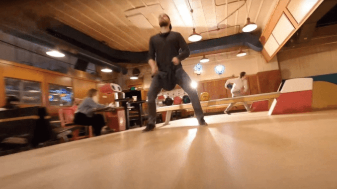 A 90-second video that's left Hollywood stunned was filmed in a single shot