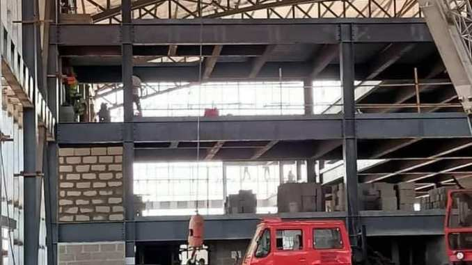 A Peep Inside Gov. Willie Obiano's Anambra Cargo and Passenger Airport Project
