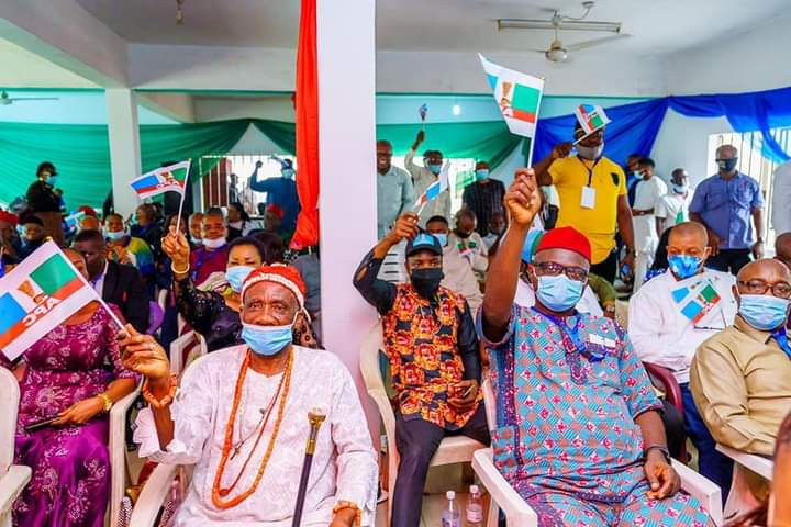Imo APC : APC Committee in Imo State