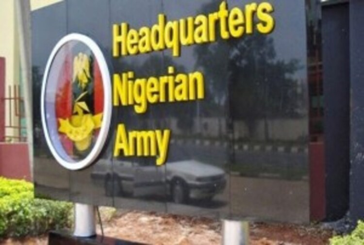 Breaking- Fire Incident at Nigerian Army Headquarters Complex, Abuja under control