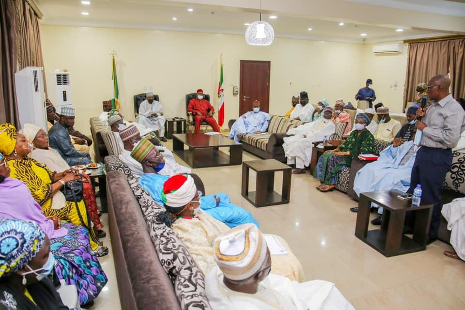 Bukola Saraki Committee In Niger State - 9News Nigeria