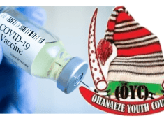 Covid-19 Vaccine and Ohanaeze Youths Council