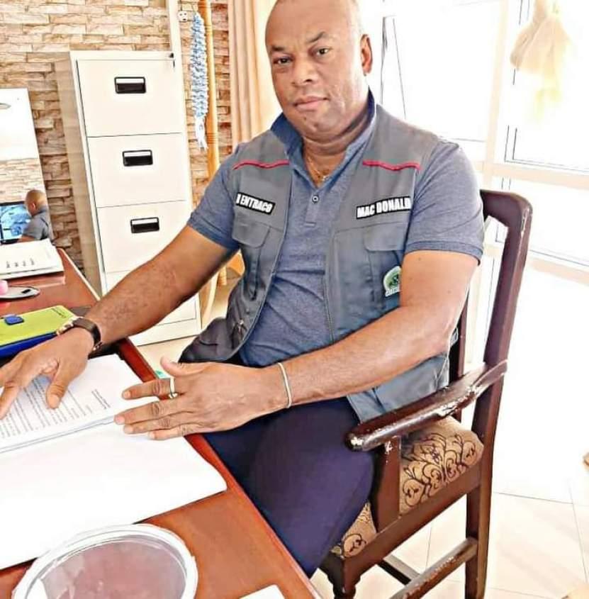 ENTRACO GM MCDONALD EBERE - 9NEWS NIGERIA