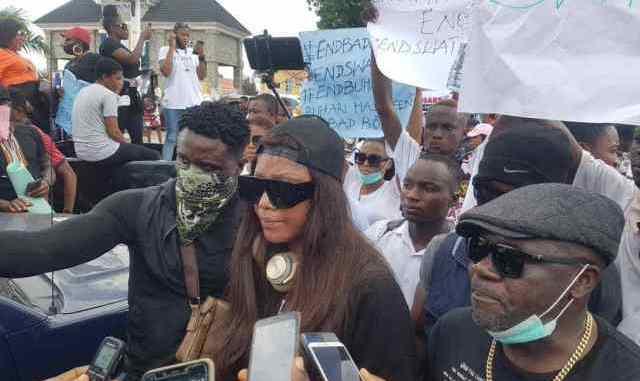 #EndSars In Abakaliki Ebonyi State