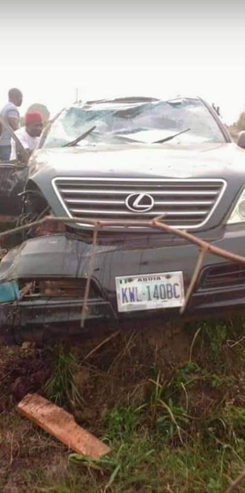FATAL ACCIDENT TAKES THE LIFE OF FORMER UNIVERSITY VICE-CHANCELLOR -9NEWS NIGERIA