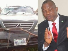 FATAL ACCIDENT TAKES THE LIFE OF FORMER UNIVERSITY VICE-CHANCELLOR, PROF FRANCIS OTUNTA