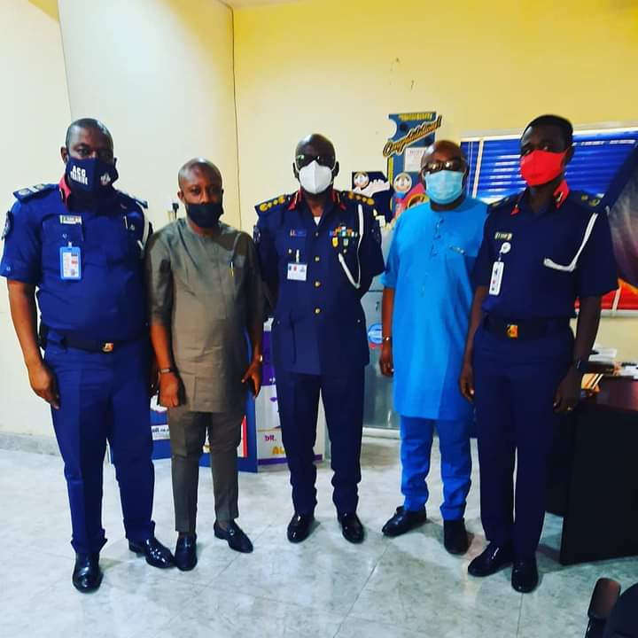 FG APPOINTS NEW COMMANDANT GENERAL OF NSCDC  (PHOTOS)