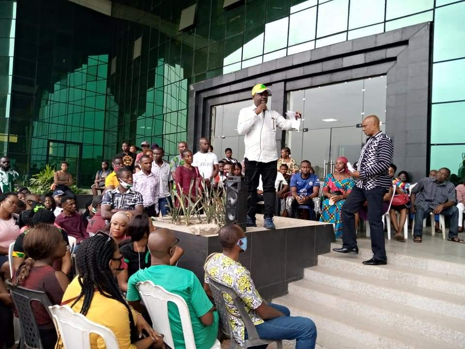 GOVERNMENT EMPOWERS IMO YOUTHS - IMAGES BY 9NEWS NIGERIA