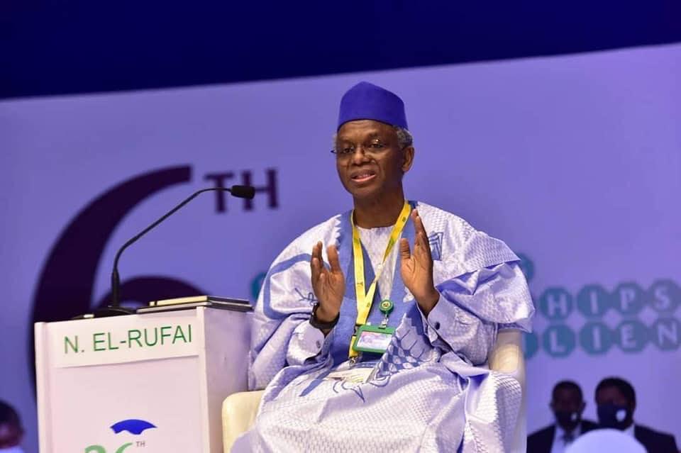 Governor Nasir El-Rufai of Kaduna State