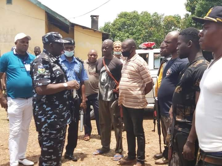 IMO- ATTACK ON ISIALA MBANO DIVISIONAL POLICE HQTRS IS BARBARIC- CP NASIRU MOHAMMED - 9NEWS NIGERIA