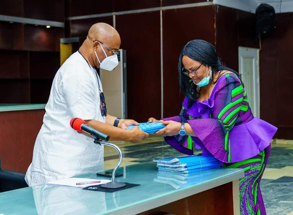 Imo state payroll ammendment by Governor Uzodinma