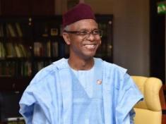 Kaduna State Governor Nasir El-Rufai
