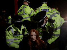 London In Turmoil After Police Officer Kidnapped and Murdered 33-Year-Old Woman