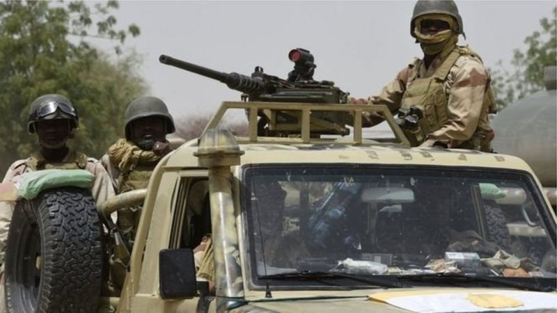 Nigerian Army in Aba Abia State