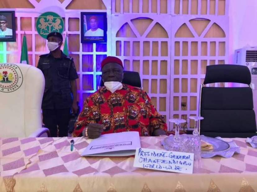OUTCOME OF OHANEZE NDI IGBO ELDERS COUNCIL MEETING IN IMO STATE; DISCUSSED IGBO UNITY AND NEED FOR RESTRUCTURING - 9NEWS NIGERIA