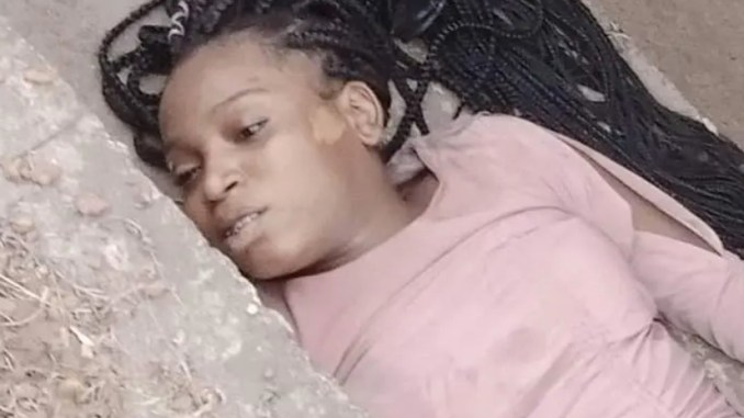 Unidentified Young Girl Dumped in a Drainage System in Enugu State