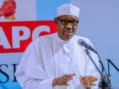APC Party and Buhari