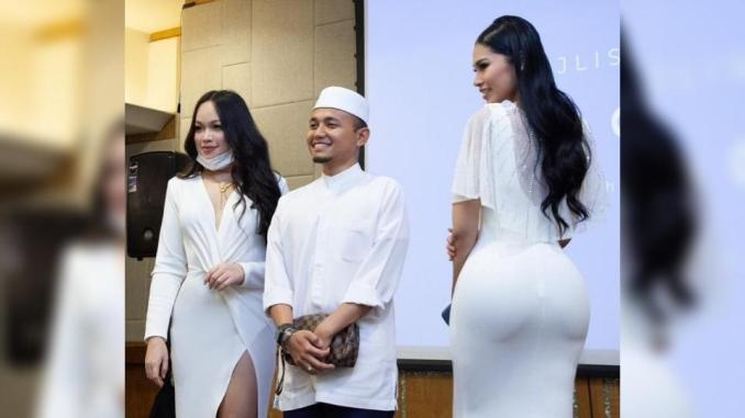 Beauty influencer sorry for 'dragging' Islamic evangelist in sexy photo-op during Ramadan