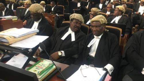 Court Case: Emeka Ihedioha Vs Hope Uzodinma