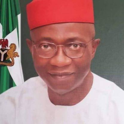 Placid Njoku , Deputy Governor of Imo State