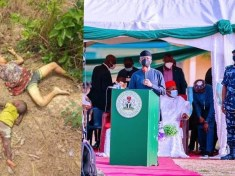 EBONYI ATTACKS- NO ILLUSIONS, WE 'LL ENSURE JUSTICE FOR VICTIMS, BEEF UP SECURITY, SAYS OSINBAJO