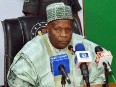Executive Governor of Gomber State Muhammad Inuwa Yahaya - 9News Nigeria