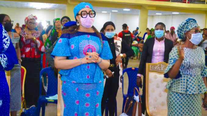 HER EXCELLENCY, BARRISTER MRS CHIOMA UZODIMMA ADMONISHES IMO WOMEN TO PRAY FOR THE GOOD OF THE STATE - 9NEWS NIGERIA, OWERRI