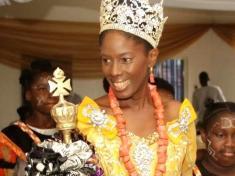 Nigeria's Efik queen wants to take royal meetings online