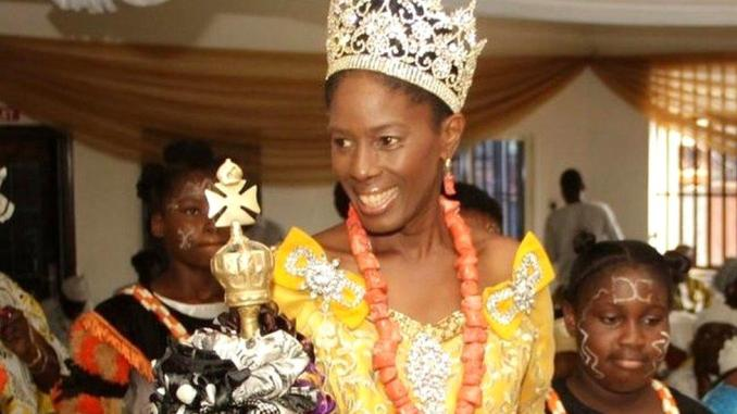 Nigeria's Efik queen wants to take royal meetings online