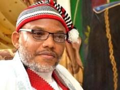 Nnamdi Kanu, the Leader of IPOB