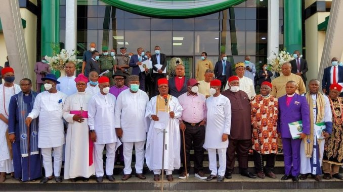 Outcome of South-East Governors and leaders meeting in Enugu