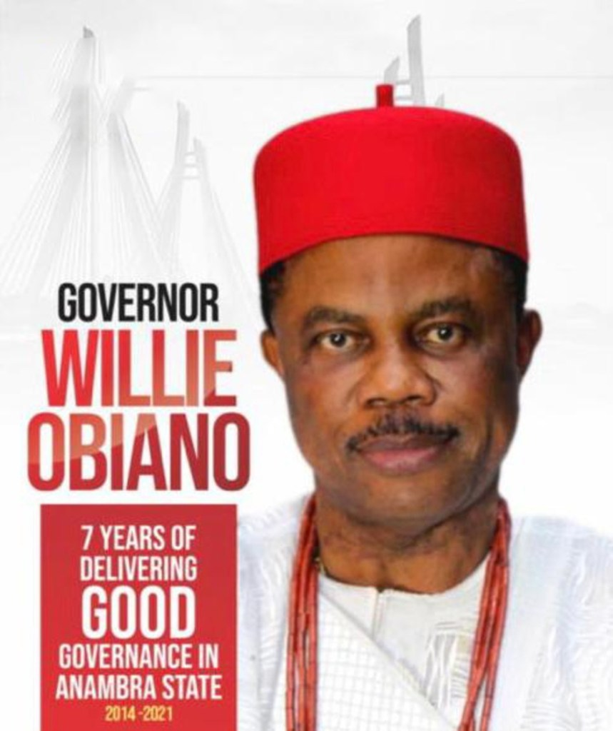 The Book, 'Seven Years Of Delivering Good Governance In Anambra, From 2014 To 2021