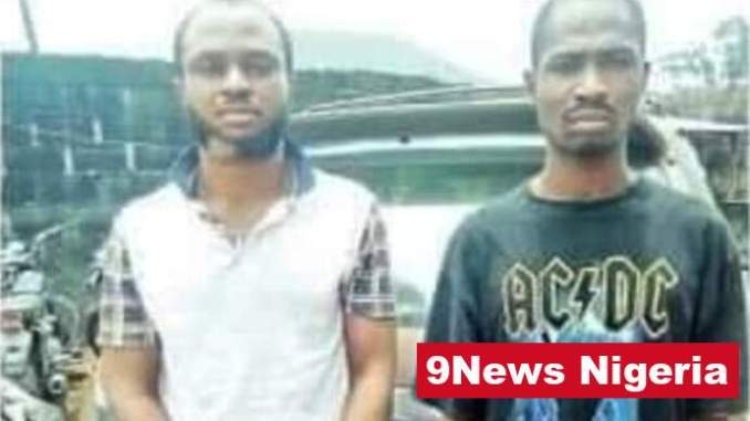 6YRS AFTER DEATH, KILLERS OF AKWA IBOM STATE POLYTECHNIC LECTURER CYPRIAN ANTHONY EDWARD APPREHENDED BY IMO POLICE