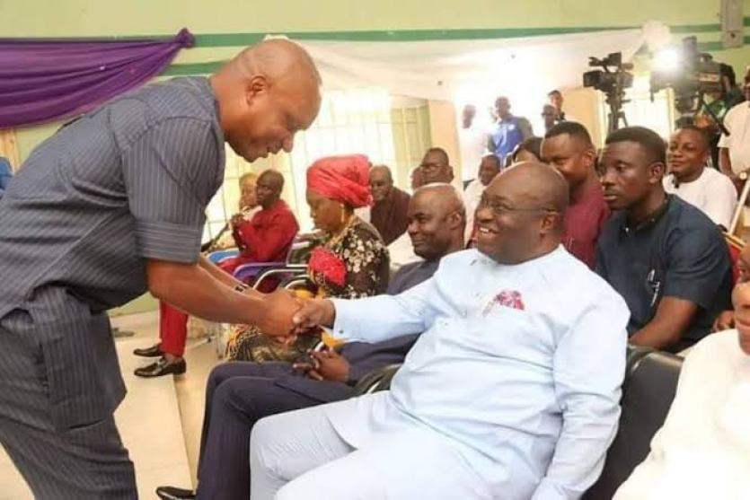 6th Anniversary: Abia Speaker, Party chieftain rate Ikpeazu high in infrastructure, security