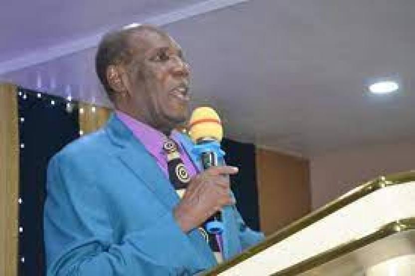 Assemblies of God - Rev Dr Charles Osueke -