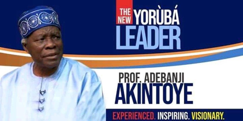 Why We Yoruba Must Get Out Of Nigeria - Prof. Banji Akintoye