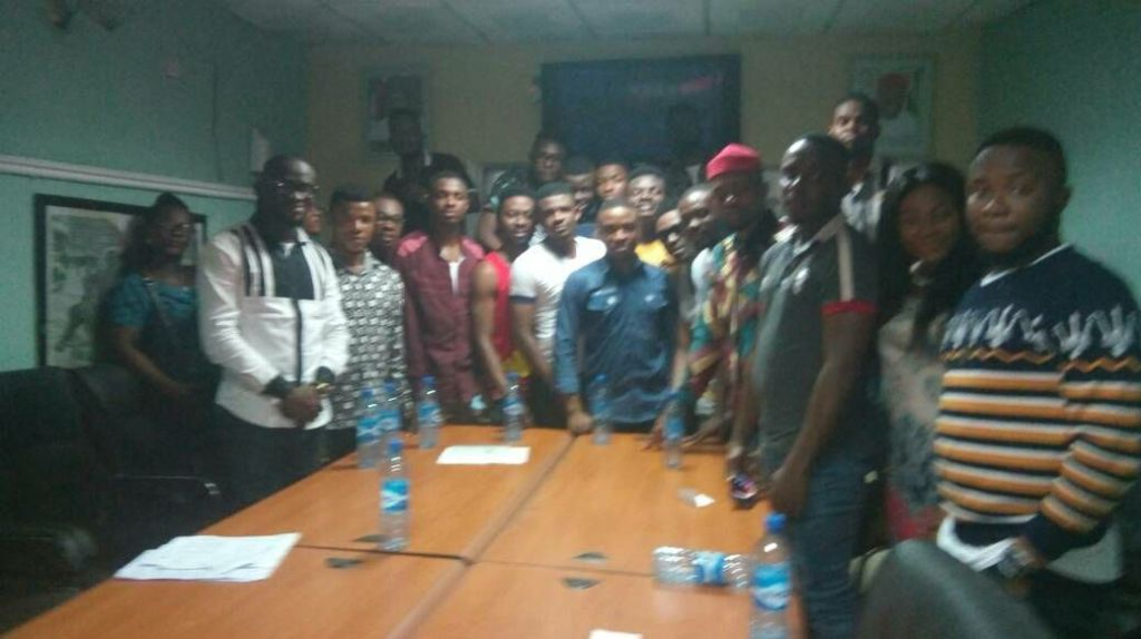 Coalition of Ideato youths movement