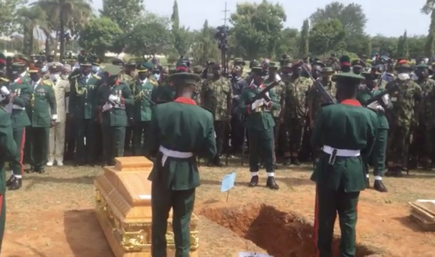 FINAL COMMITTAL OF NIGERIAN COMBATANTS KILLED IN FATAL AIR CRASH