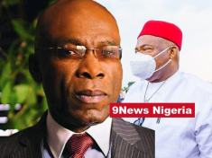 LEO STAN EKEH's SUPPORT FOR GOVERNOR UZODIMMA AND IMO STATE IS EXEMPLARY AND WORTHY OF EMULATION