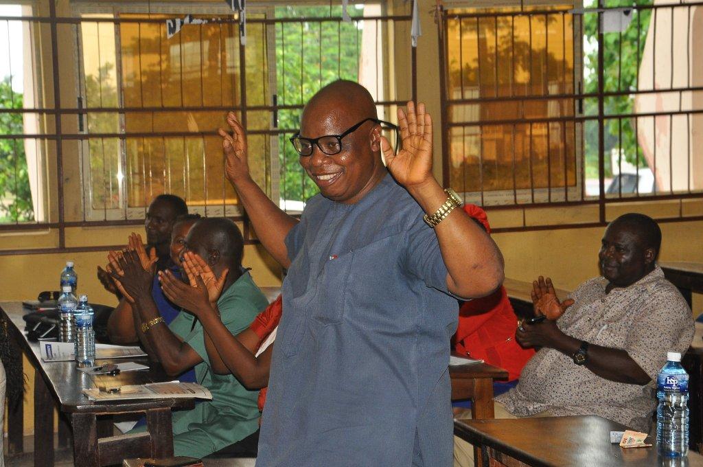 Professor Ernest Igwe
