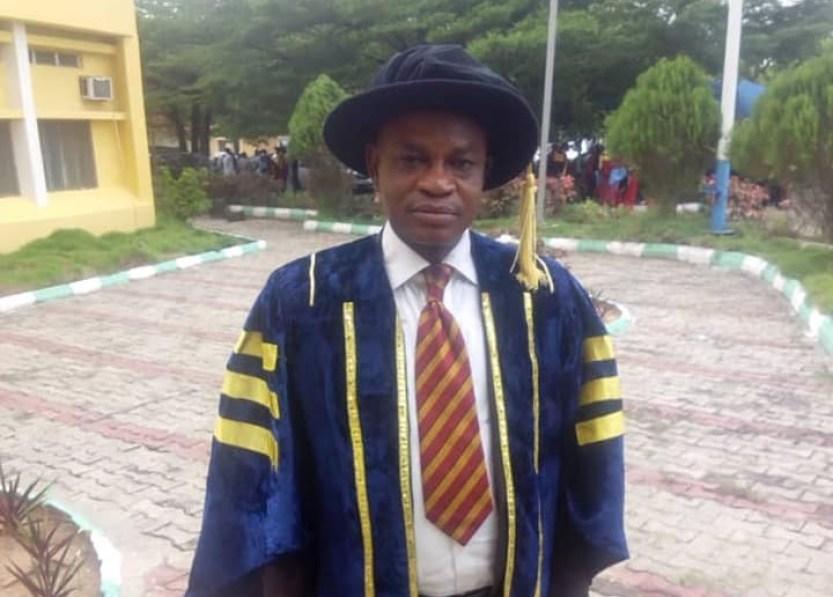 Professor Ikechukwu Dozie - New FUTO VC