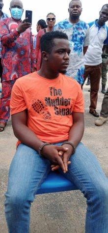The Murderer - Uduak Akpan
