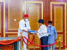 Governor Uzodinma Confirms The Recommendation Report of The Judicial Commission
