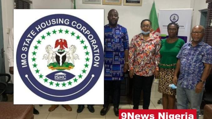 IMO GOVERNMENT PARTNERS WITH REAL ESTATE DEVELOPERS ASSOCIATION OF NIGERIA (REDAN) TO BUILD HOUSES ACROSS LGAs