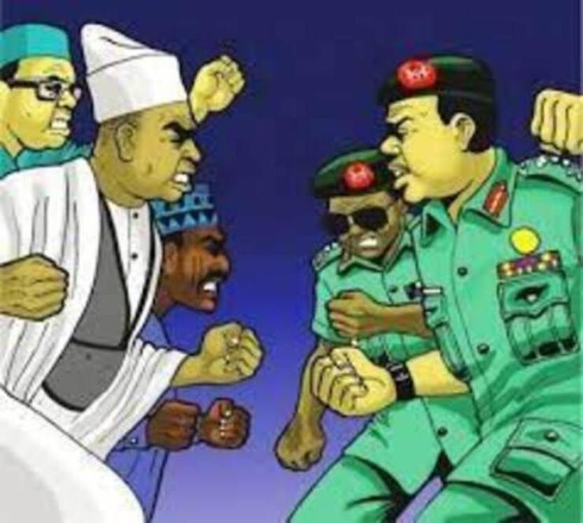 June 12 - Democracy and Dictatorship